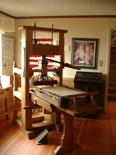 benjamin franklin room oom and press | by sunshine's creations