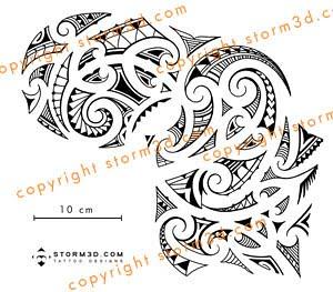 chest tattoo shoulder piece online designer to print flickr. Black Bedroom Furniture Sets. Home Design Ideas
