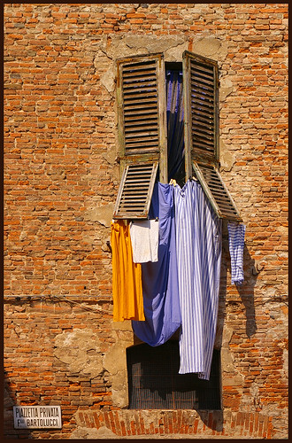 Hanging Out To Dry | by albireo 2006