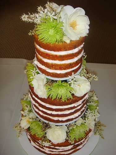 Wedding Cake Pool Steps With Light