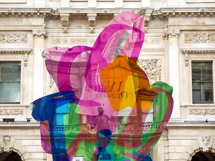 Jeff Koons, Coloring Book - Royal Academy of Arts, London | Flickr