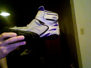 Asics 54 wrestling shoes, GONE! | Neil Looking for Sydneys, OGs ...