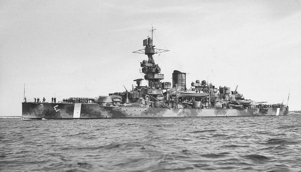 Gustav V 1942