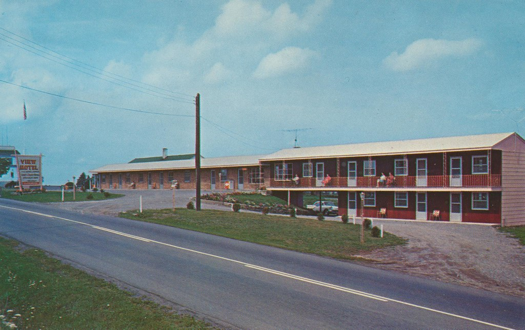 View Motel - Malone, New York