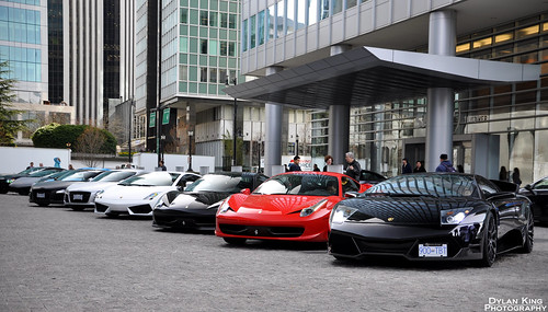 Supercar Lineup Check Out My Facebook Page Dylan King