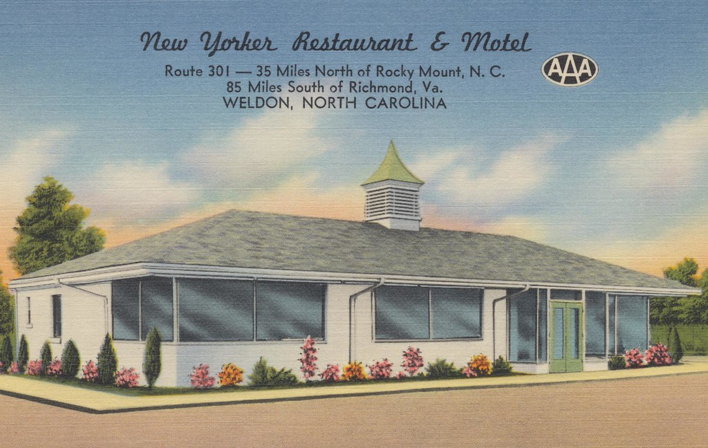 New Yorker Restaurant & Motel - Weldon, North Carolina