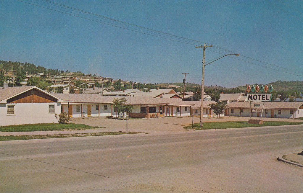 Bel Air Motel - Rapid City, South Dakota