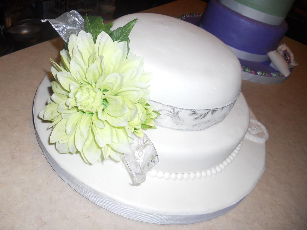 1st Sunday Church Hat Birthday Cake Pams Homemade Cakes Flickr