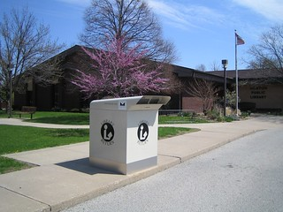 MPL Book Drop | by Morton Public Library District