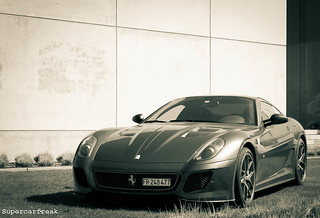 Ferrari 599 GTO | by SuperCarFreak