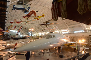 Steven F. Udvar-Hazy Center: Air France Concorde | by Chris Devers
