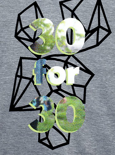 30 for 30 | by Steph-a-tron
