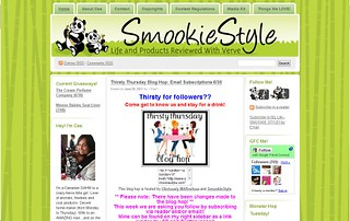 My Life -- SmookieStyle! | by Blogging Women