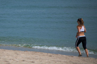 Fort Lauderdale Surf Jogger | by Doug.Mall
