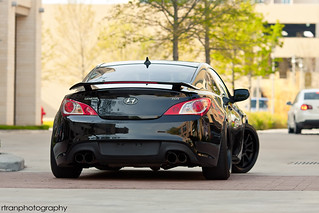 Genesis Coupe Turbo | by rtranphotography