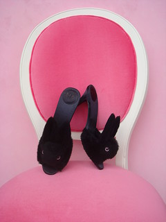 Streetzie's High Heel Bunny Slippers | by Streetzie's High Heel Bunny Slippers