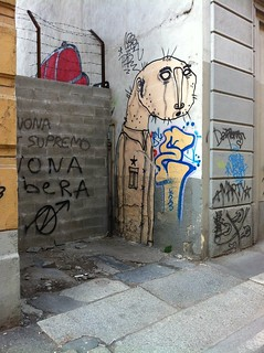 Free Hand - Morkone - Via Savona, Milano | by The G. Canyon in a Crack