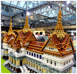 Grand Palace in Thailand | by Vincent's LEGO Creation