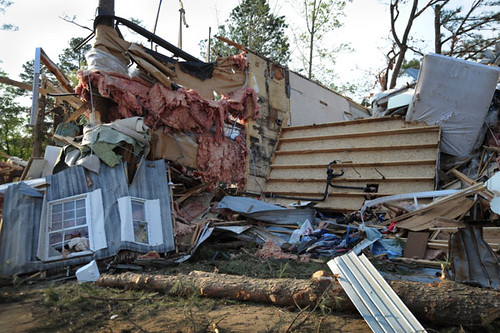 North Carolina Tornadoes 2011 | by American Red Cross