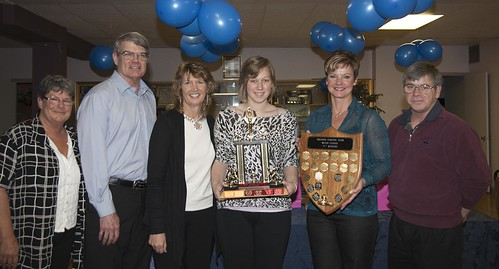 Mixed VP Trophy and 'C' Division Winners | by Trenton Curling