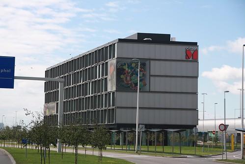 Citizenm Hotel Amsterdam Flughafen
