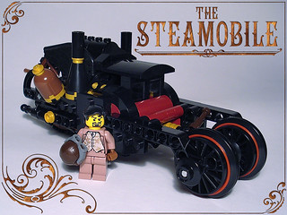 Steamobile & Sutton Wayne | by captainsmog