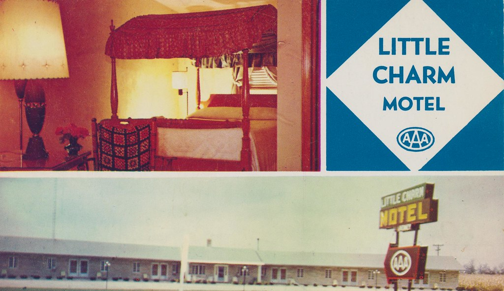 Little Charm Motel - Rushville, Indiana