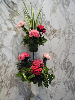 Sympathy Flowers — Dr. Delphinium Designs in Dallas www.drdelphinium.com | by Flower Factor