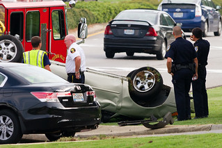 car accident @ vestavia hills | by digitizedchaos