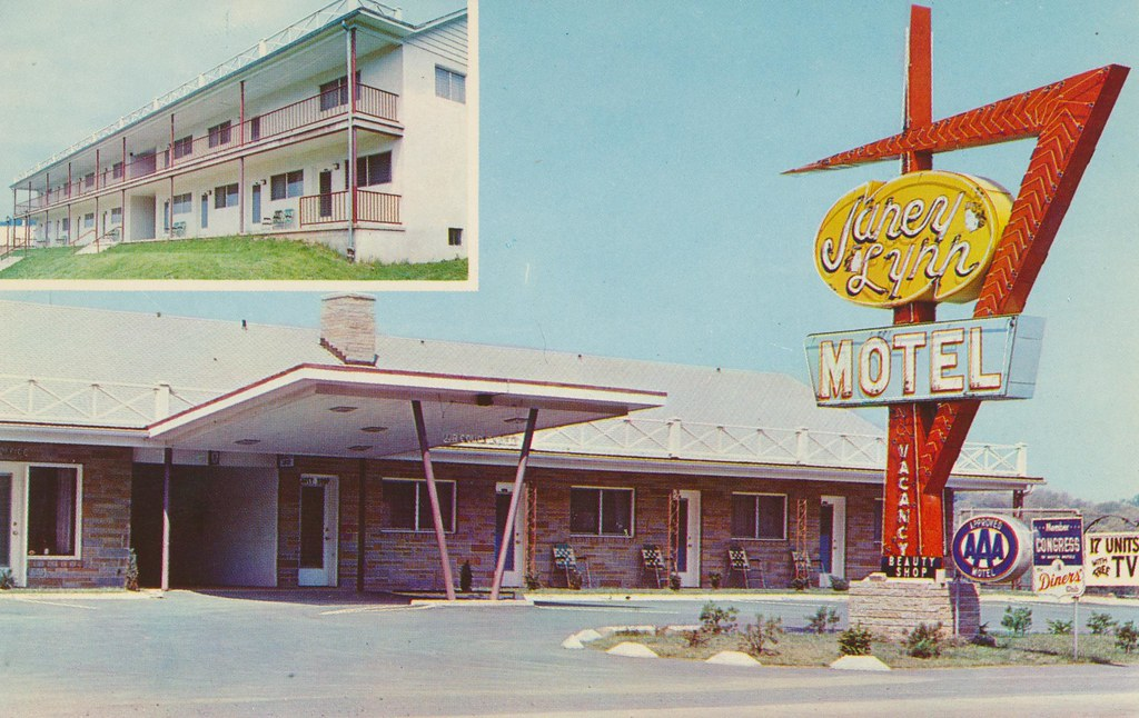 Janey Lynn Motel - Bedford, Pennsylvania