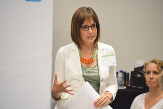 Dell Customer Support Think Tank moderator, @JackieHuba | by Dell's Official Flickr Page