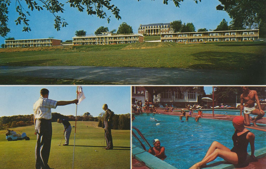 Ingleside Motel & Skyview Restaurant - Staunton, Virginia