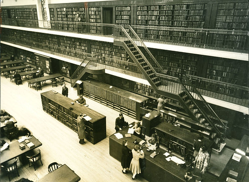 Main Reading Room, State Library of NSW, Sydney (NSW) | by State Archives NSW