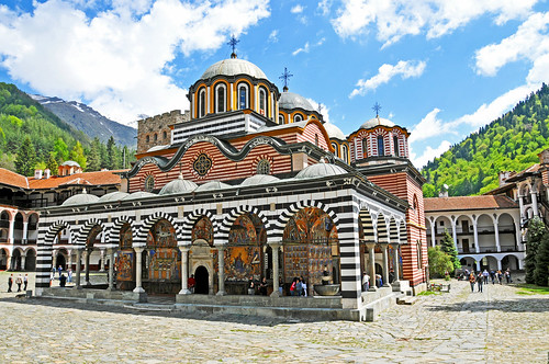 Bulgaria-0583 - Rila Monastery - UNESCO Site | by archer10 (Dennis) 188M Views