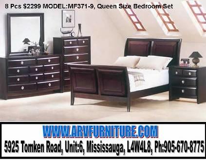 Bedroom Furniture MF371 9