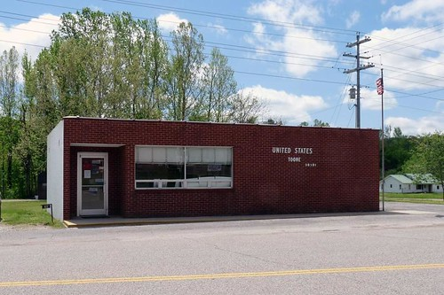 Toone, TN post office | by PMCC Post Office Photos