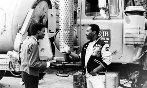 Chris Rock Eddie Murphy Beverly Hills Cop II - 1024