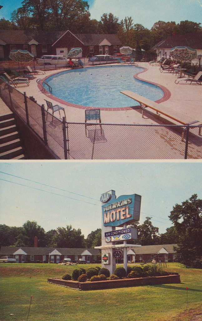 Hawkins Motel - Baltimore, Maryland
