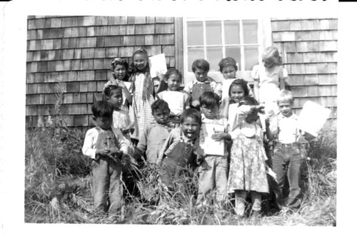 Bible School At Russian Mission   Caption: 1953. Part of the…   Flickr