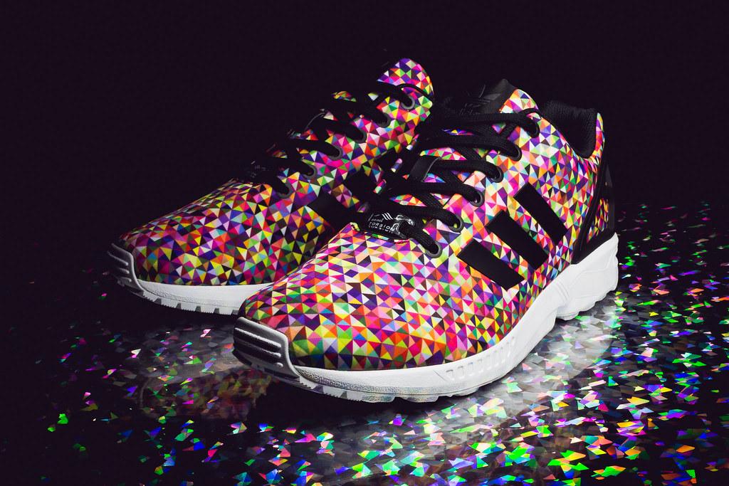 scarpette adidas zx flux