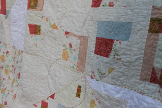 Improv Star Hand quilting Perle Cotton | by DanaK~WaterPenny