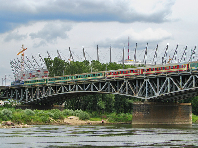 TLK above Vistula