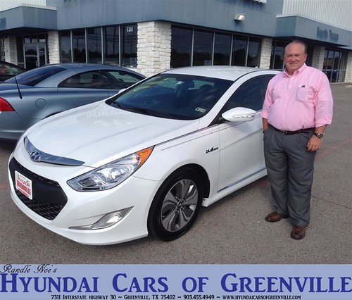 Hyundai Greenville Sc: Congratulations To David Plattner On Your #Hyundai #Sonata