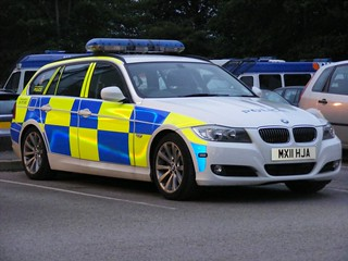 (1142) GMP - Greater Manchester Police - BMW 3 Series Tourer - MX11 HJA - RPU | by Call the Cops 999
