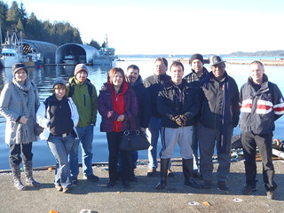 First Nations Aquaculture Vancouver Island