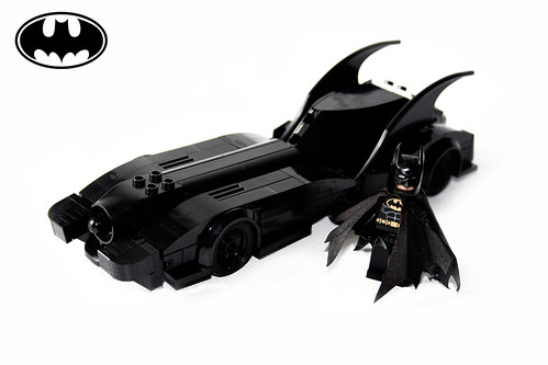 "Batmobil | by ""Orion Pax"""