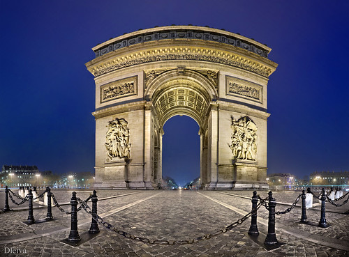 Arco del Triunfo (Paris) | by dleiva
