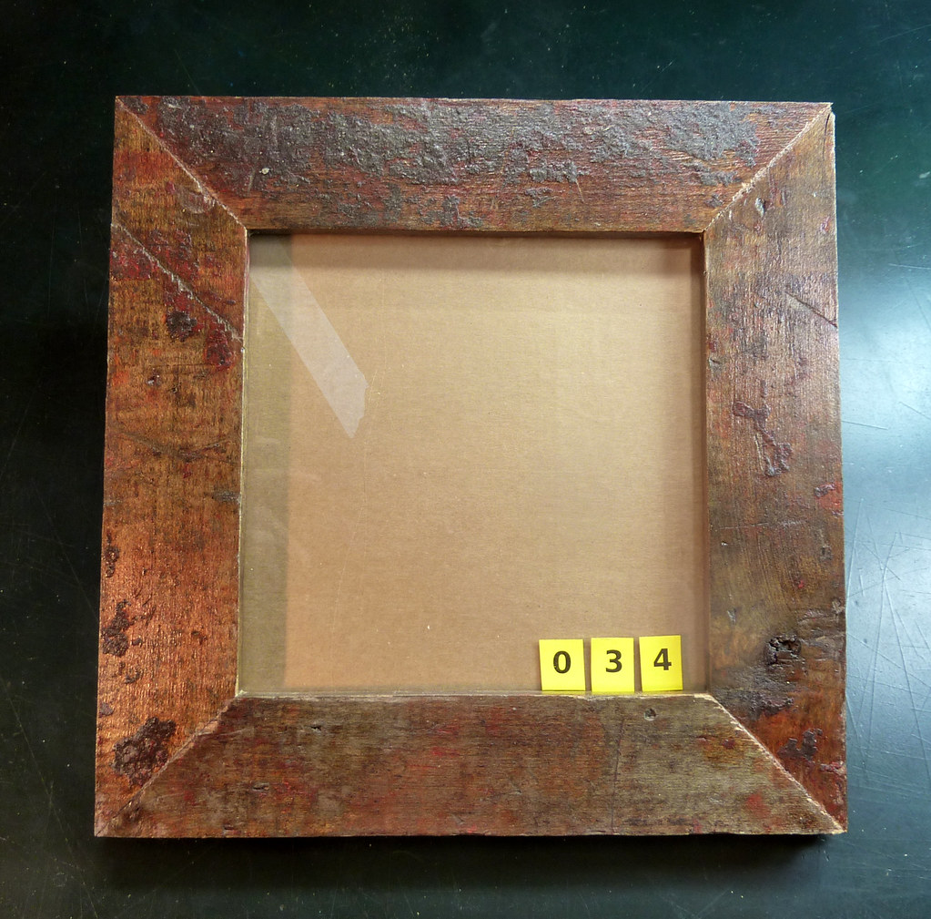 Picture frames from reclaimed wood flooring 10x10 picture flickr picture frames from reclaimed wood flooring by ianulimac jeuxipadfo Images