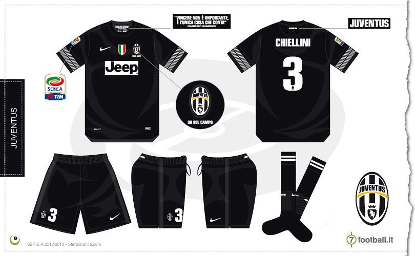 best service d4499 ab131 Juventus away kit 2012/2013 | Sergio Scala | Flickr