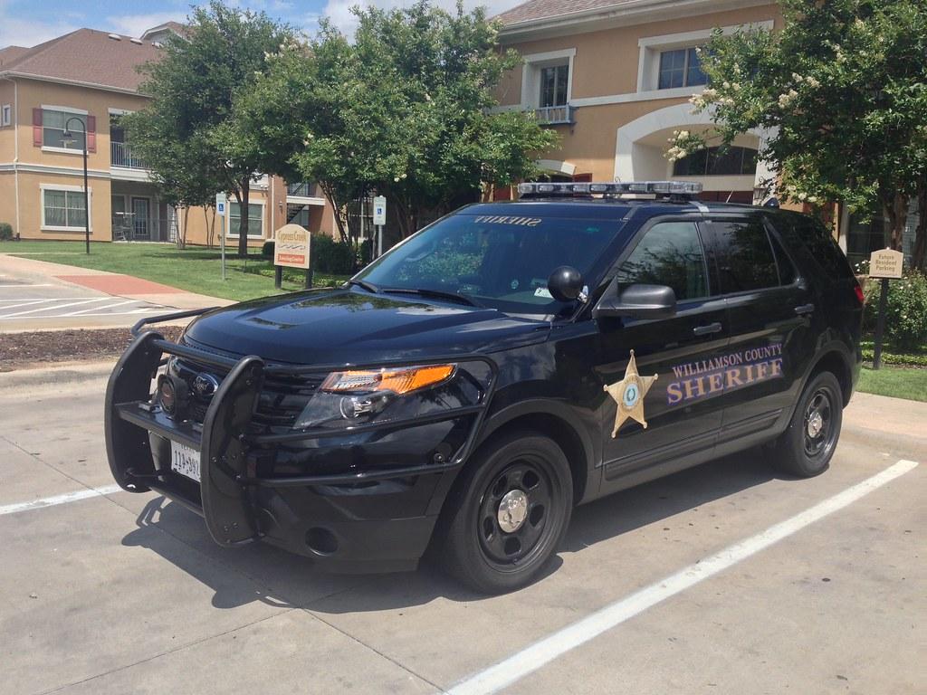 Williamson County Sheriff Police Interceptor Utility Flickr Starion Engine Diagram By Gtaxb0ss
